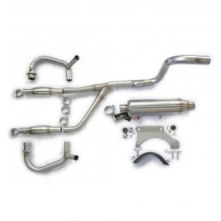 Exhaust system 2in1...