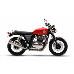 Interceptor 650 Canyon Red
