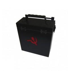 Baraholka Box schwarz matt...