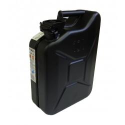 Benzinkanister schwarz 10l