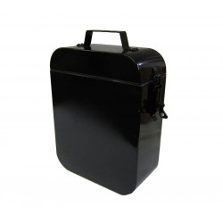 Ammunition box black-matt