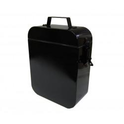 Ammunition box black-matt