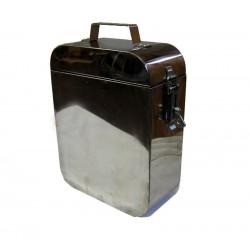 Ammunition box stainless steel