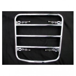Luggage rack boot lid chrome