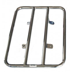 Luggage rack fender hi. Chrome