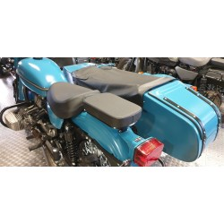Luggage rack 2/3 seat press...