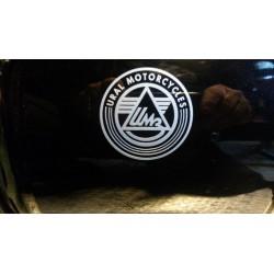 Aufkleber Ural-Logo 70mm