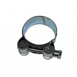 Exhaust clamp stainless steel