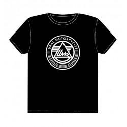 T-shirt IMZ logo black