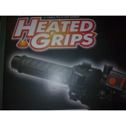 Heating handles DAYTONA...