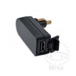 USB adapter angled DIN to USB