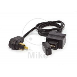 USB socket cable and DIN...