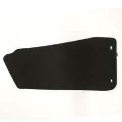 Sidecar entry cover black