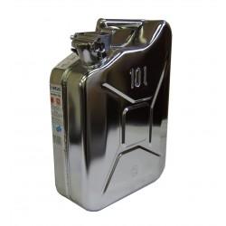 Stainless steel petrol...