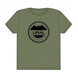 T-Shirt Dachstein green
