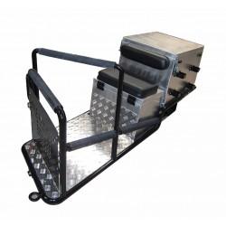 Cross Sidecar Kit, Alu