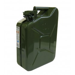 Petrol canister green
