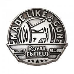Lapel pin MLG silver