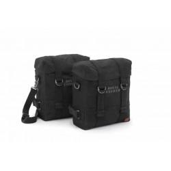 Satteltaschen-Set schwarz